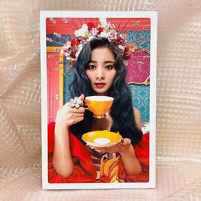 TzuYu Official Photocard Twice 8th Mini Album Feel Special Kpop 02
