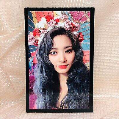 TzuYu Official Photocard Twice 8th Mini Album Feel Special Kpop 06