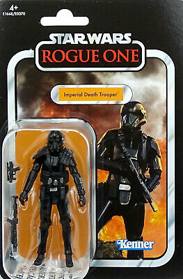 "Imperial Death Trooper Vc127 ""Rogue One"" Star Wars The Vintage Collection Hasbro"