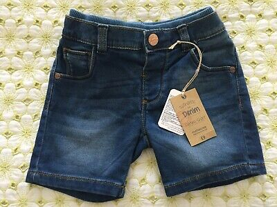 Mothercare Denim Shorts 18-24 Months. Brand New with Tag