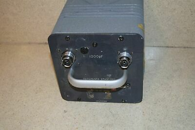 ^^ General Radio Co Type 1404-A 1000 Pf Reference Standard Capacitor (K1)