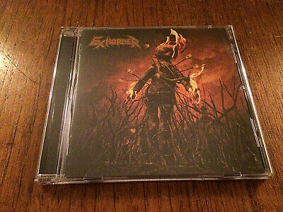 EXHORDER Mourn The Southern Skies CD 2019 NEW Sealed