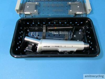 Stryker 62-50101 Quik Drive Mini Battery Powered Screwdriver with Tray