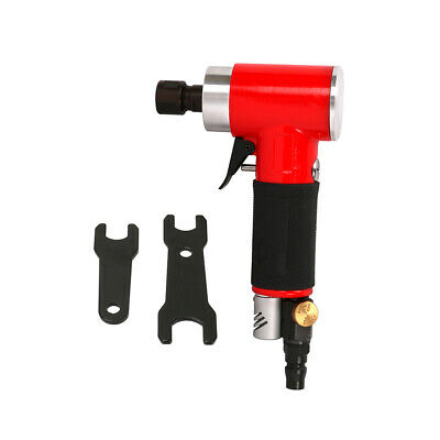 Air Angle Die Grinder Polisher Set 90 Degree Pneumatic Right Grinding Tool 90PSI