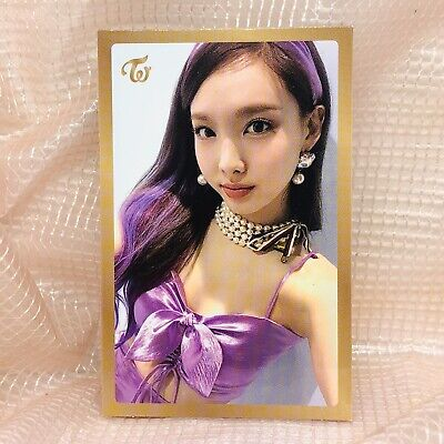 NaYeon Official Photocard Twice 8th Mini Album Feel Special Kpop 07