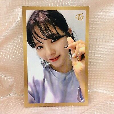 Jeong Yeon Official Photocard Twice 8th Mini Album Feel Special Kpop 06