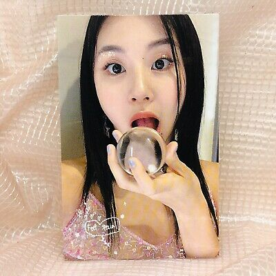 Chae Young Official Photocard Twice 8th Mini Album Feel Special Kpop 08