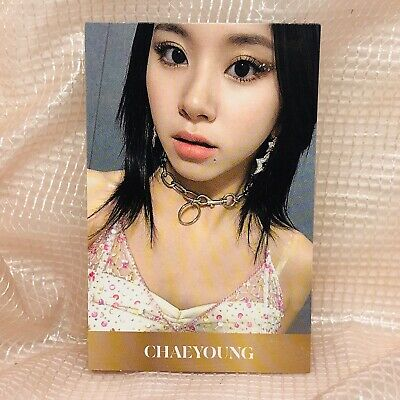 Chae Young Official Photocard Twice 8th Mini Album Feel Special Kpop 10