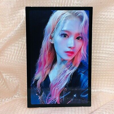 SaNa Official Photocard Twice 8th Mini Album Feel Special Kpop 03