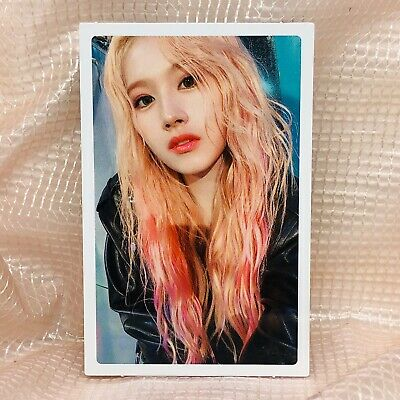 SaNa Official Photocard Twice 8th Mini Album Feel Special Kpop 04