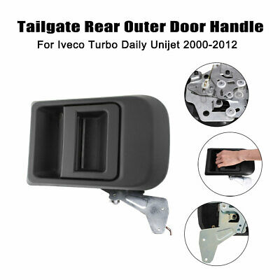 Tailgate Rear Outer Door Handle 504065407 For Iveco Daily Turbo Unijet 2000 - 12