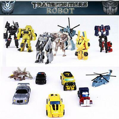 Mini Kids Transformers Bumblebee Hasbro Robot Figure Car Action Figure Toy gift