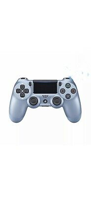 Sony DUALSHOCK 4 Wireless Controller for PlayStation 4 - Titanium Blue
