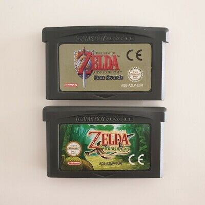 Zelda A Link to the Past - Mnish Cap - Game Boy Advance - GBA