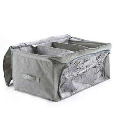 Household Folding Bag Quilt Pillow Storage Box Blanket Clothes Home Organizer