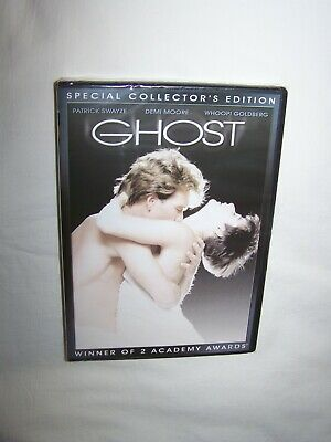 Ghost (DVD 2017, Collector's Edition) Patrick Swayze, Demi Moore; New/Sealed