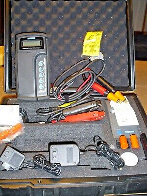 Midtronics Celltron Advanced Battery Analyzer Unused Condition