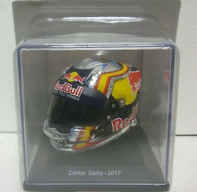 CASCO HELMET CARLOS SAINZ JR 2017 1//5 SPARK EDITIONS