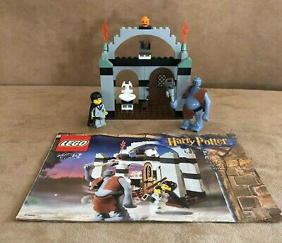 4712 Lego Complete Harry Potter Philosphers Stone Troll on the Loose minifigure