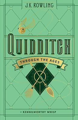 Quidditch Through the Ages [Harry Potter]