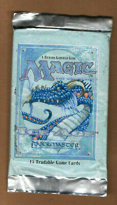 MTG: ICE AGE Factory 1 Sealed Booster Pack from Box-Magic the Gathering English