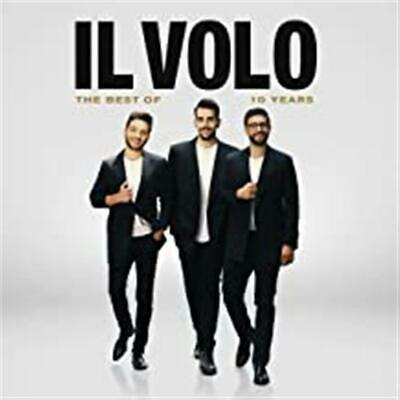 Il Volo - 10 Years - The Best Of (Cd+Dvd)