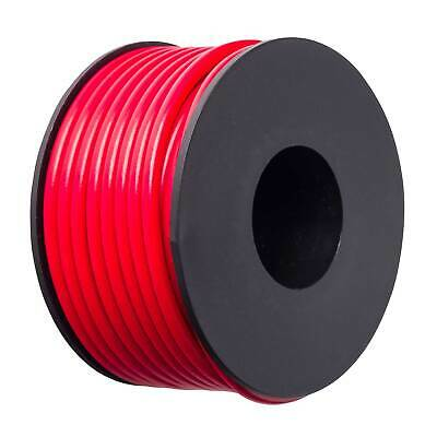 JJC Electrical Cable For Wiring - Red 17 Amp - 3.5m Reel