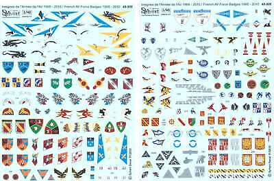 syhart suisse air force decals morane