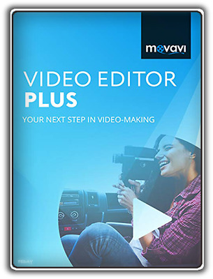 Movavi Video Editor Plus 2020 For MAC|Digital download|Lifetime|SALE