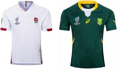 2019 Rugby World Cup England/South Africa Shirt Adults
