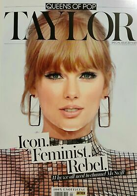Taylor Swift - Taylor: Queens Of Pop Special Issue Magazine...new