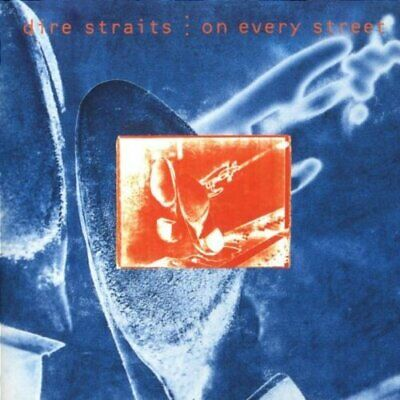Dire Straits - On Every Street - CD - New