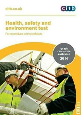 Health, Safety and Environment Test DVD for Operatives and Specialists, Audio Bo