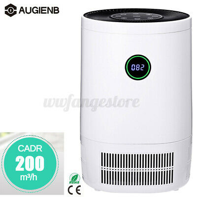 GIENB Air Purifier Cleaner True HEPA Filter for Medium/Large 20m² Room Home