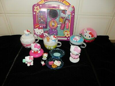 Hello Kitty Toy Collection