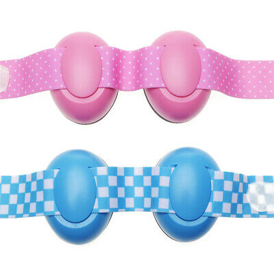 Hearing Ear Protection Anti Noise Defenders Baby Headphone Earmuff Elastic Strap