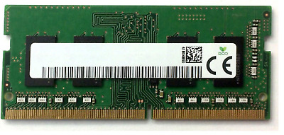 Samsung 8GB DDR4 2400MHz PC4-19200 CL19 260pin SODIMM Laptop Memory RAM 1.2V