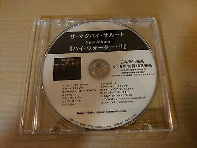 The Magpie Salute「High Water2(+2) Sampler」Japan Rare Promo Cd-R Nm◆Sdci-82540