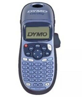 DYMO LetraTag Personal Label Maker - BLUE - BRAND NEW - FREE SHIPPING