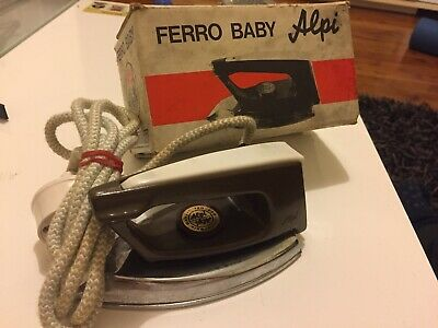 Antique Iron FERRO baby alpin