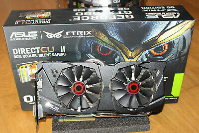 ASUS STRIX GeForce GTX 980 DC2OC 4GB DDR5