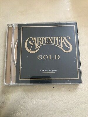 The Carpenters - Carpenters Gold: Greatest Hits - The Carpenters CD 01 : Used