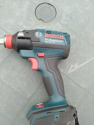 Bosch gdx 18v-ec Brushless Impact 1/2 Wrench Driver