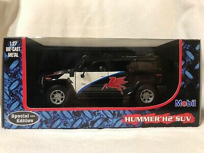 Hummer Maisto Special Edition 1:27 Die-Cast Hummer H2 SUV Mobil 2003 Official L