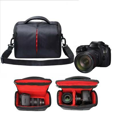 SLR DSLR Lens Camera Bag Carry Case For Nikon Canon EOS Sony Waterproof Cover