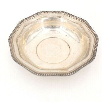 """Fisher Silversmiths Sterling Silver 1561 6.25"""" Bowl"""