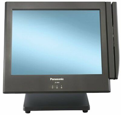Panasonic JS-960 Stingray POS Point-of-Sale PC Touchscreen System incl Rear LCD