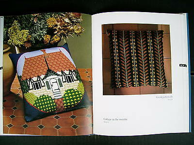 Needlepoint Designs~Julie Hasler~46 Projects with Large Scale Charts~128pp HBWC