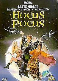 Hocus Pocus DVD SEALED Walt Disney