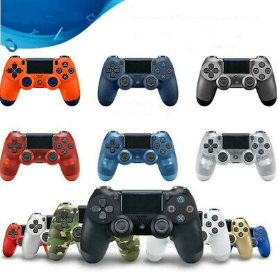 For PS4 PlayStation 4 Wireless Bluetooth Controller Game Gamepad Joystick UK GD